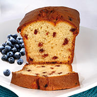 Le Cake Myrtille